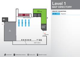 Public Floor Plans by National Library Board U003e Visit Us U003e Branch Details
