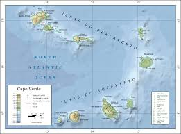 cape verde map world icymi cape verde s name change political geography now