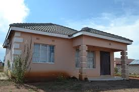 two bedroom houses there s no place like home botswana s housing problem