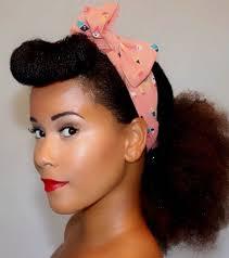 black pin up hairstyles elegant pin up hairstyles on natural hair bravodotcom com