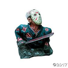friday the 13th jason ground breaker yard ornament oriental trading