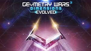 geometry wars 3 dimensions evolved game psvita playstation