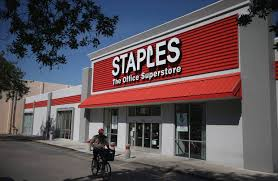 Office Depot by Ftc Intensifies Antitrust Review Of Staples Office Depot Merger Wsj