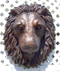 lion heads for sale lions and tigers statues and sculptures custom and artist