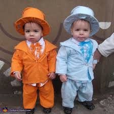 dumb and dumber costumes baby dumb and dumber costumes