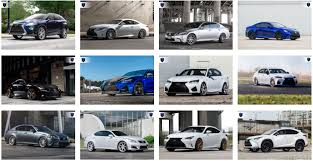lexus wheels and tires packages new product rohana wheels rf rc series light weight u0026 max