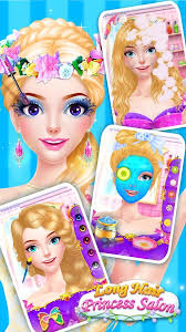makeup hair salon hair salon princess makeup android apps on play