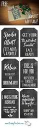 halloween gift tags best 25 printable tags ideas on pinterest free printable gift