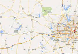 Dallas Fort Worth Area Map by Fracking In The Barnett Shale Around Dallas Fort Worth A City Of