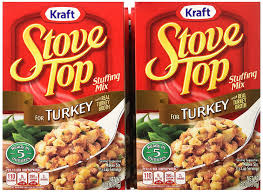 stove top dressing stove top mix turkey 6 ounce box pack of