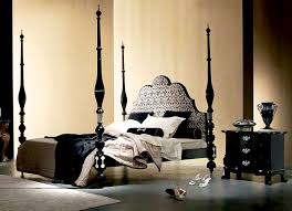 Black Poster Bed Examples Of Modern And Four Poster Canopy Beds Furniture