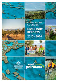 weed out weeds in the rainforest kuranda conservation gbrmpa reef guardian councils highlight report 2015 2016 by gbrmpa