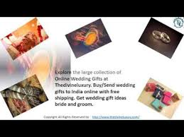 wedding gift online traditional indian wedding gifts do you give gifts at wedding