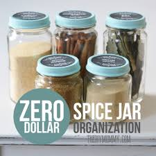 Kitchen Spice Storage Ideas How To Recycle Baby Food Jars For Spices A Spice Storage Idea