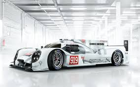 porsche 919 top view porsche 919 hybrid makers dream