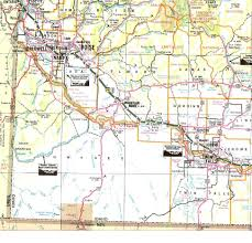 Map Of Oregon Trail by Idaho Chapter Oregon California Trails Association Home Page