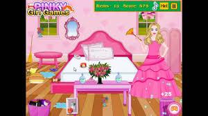 barbie games hd barbie princess room cleaning youtube