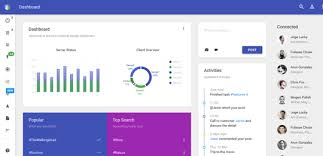 11 beautiful material design admin templates azmind