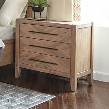 Natural Wood Nightstands Shop Nightstands At Lowes Com