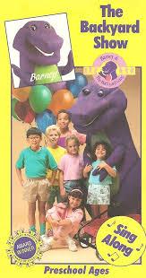 Barney Three Wishes Video On by The Backyard Show Video 1988 Imdb