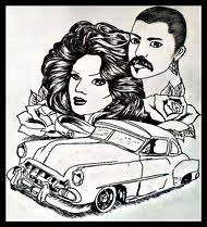 best 25 ideas about lowrider art drawings find what you u0027ll love