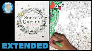 secret garden colouring book postcards secret garden artist s edition johanna basford coloring book bird