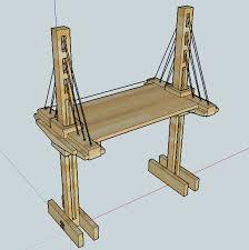 Diy Adjustable Standing Desk Diy Convertible Standing Desk Luxury Diy Adjustable Standing Desk