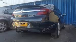 vauxhall algeria insignia saloon 2008 onwards witter detachable towbar