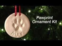 how to make a pawprint ornament drsfostersmith