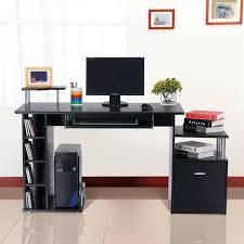 pc de bureau conforama bureau informatique noir meuble informatique bureau pour