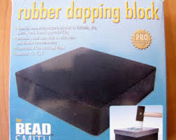 Rubber Bench Block Jewelry Bench Tools Etsy Studio