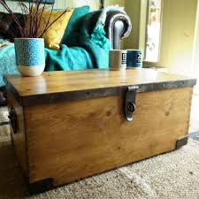 vintage trunk storage chest wwii military chest industrial ammo