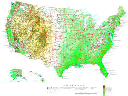 Map Of Us Capitals Map Of Usa With The States And Capital Cities Talk And Chats All