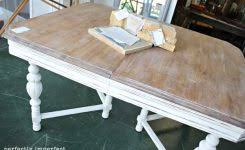 White Washed Kitchen Table by Simple Art Zoes Kitchen Near Me Zoes Kitchen Near Me Sendasolo