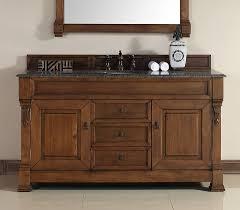 Bathroom Best Bozeman  Vanity Cambria Solid Wood Industrial - Bathroom wood vanities solid wood