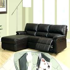 Chaise Lounge Leather Sofa Leather Sofa With Recliner And Chaise Www Cintronbeveragegroup