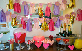 Pom Pom Decorations How To Make Tissue Paper Pom Poms Fun And Easy Party Decorations