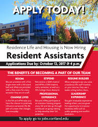 How To Make An Academic Resume For College Student Staff Positions Suny Cortland