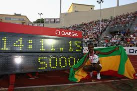 world records for men u0027s fastest mile times