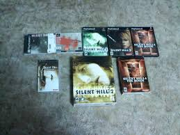 silent hill heaven u2022 view topic silent hill collections post