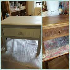 Upcycled Side Table Upcycled Nest Of Tables Angela U0027s Attic Wcklow