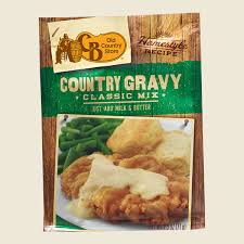 cb old country store country gravy