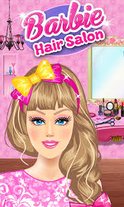 barbie hair salon 1mobile