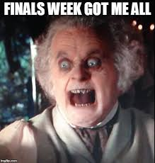 Finals Memes College - college life imgflip