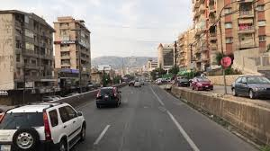 driving in beirut lebanon youtube