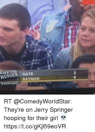 Jerry Springer Memes - 25 best memes about funny and jerry springer funny and jerry