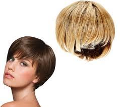 former qvc host with short blonde hair hairdo short sleek wig page 1 qvc com