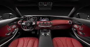 lexus lc 500 interni new angle on mercedes benz u0027 s class coupe sae international