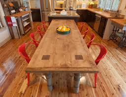 Mission Style Dining Room Set by Uncategorized Enchanting Knockdown Trestle Table Plans Shocking