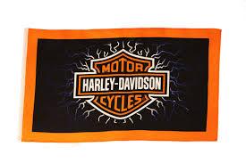 3 X 5 Flags Harley Davidson Flag Banner Harley Davidson Motorcycle Logo